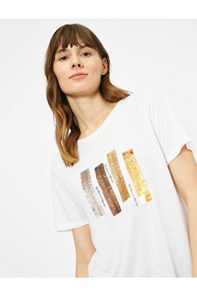 Kadın Tişört 0yak13577ek