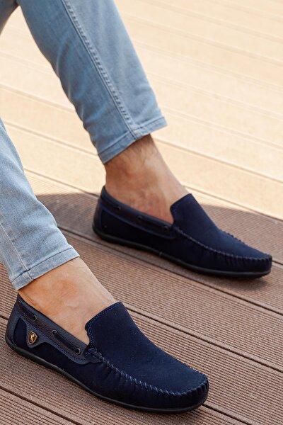 Lacivert Erkek Casual Ayakkabı DPRMGM3474001