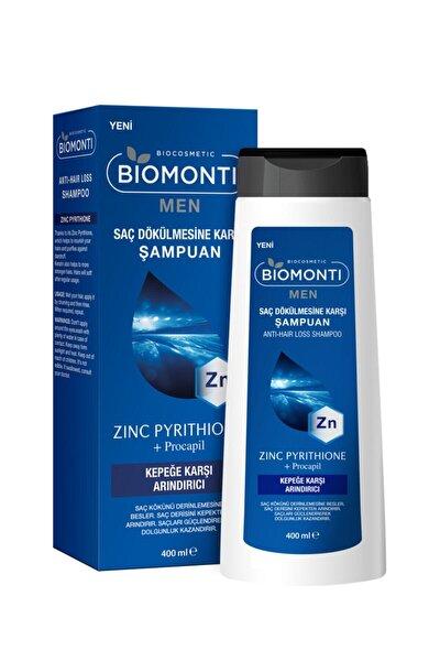 Bıomontı Men Antı-dandruff Shampoo 400ml