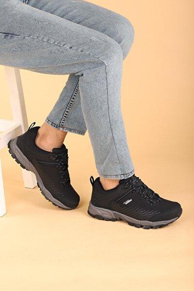 Flake L Büyük Numara Su Geçirmez Erkek Bot Ayakkabı