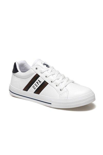 PURE 1FX Beyaz Erkek Kalın Tabanlı Sneaker 100910668