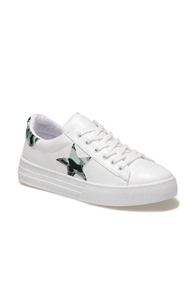 GİNEBRA Beyaz Kadın Havuz Taban Sneaker 100666763