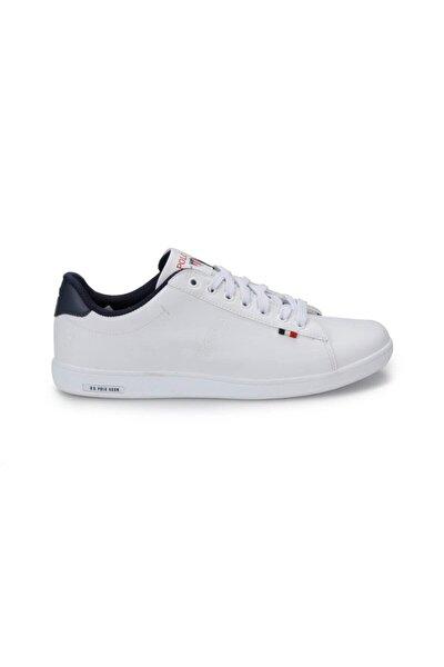 U.s Polo Assn. Franco Beyaz Günlük Erkek Spor Ayakkabı