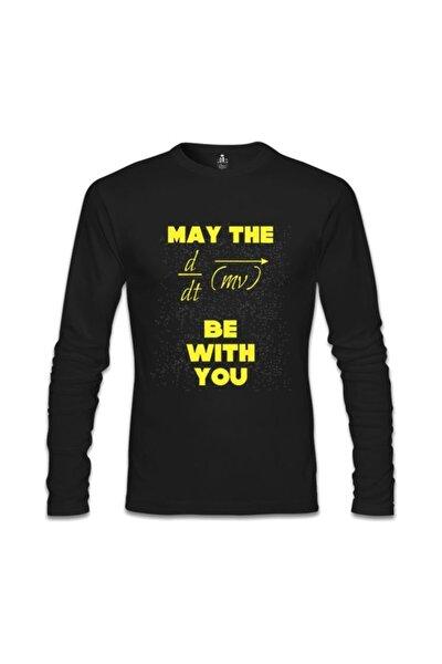 Erkek Star Wars - Force Siyah Sweatshirt