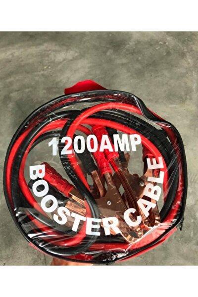 2 Mt 1200 Amp Çantalı Akü Takviye Kablosu