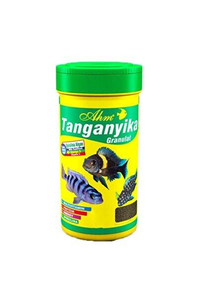 Tanganyika Green Granulat Bitkisel Balık Yemi 250ml