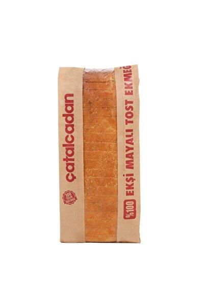 Ekşi Mayalı Tost Ekmeği 900 G