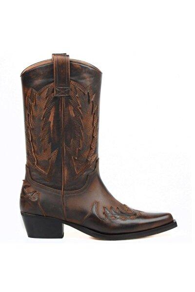 Kadın Kahverengi Çizme 2840X003
