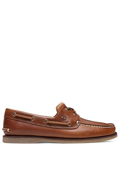 Classic Erkek Ayakkabı Kahverengi