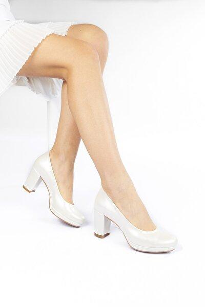 Sedef Kadın Klasik Topuklu Ayakkabı