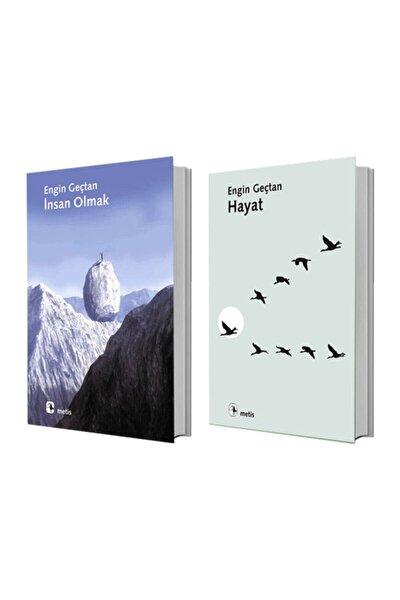 Insan Olmak + Hayat - Engin Geçtan 2 Kitap Set