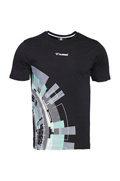 Erkek Siyah Kısa Kollu Tişört