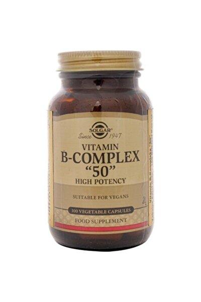 Vitamin B-complex '50' 100 Kapsül