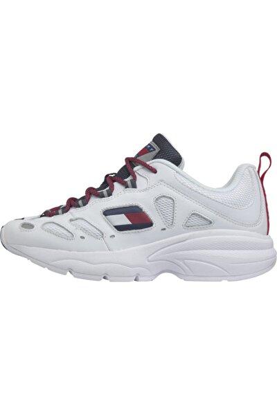 Kadın Beyaz Heritage Retro Sneaker