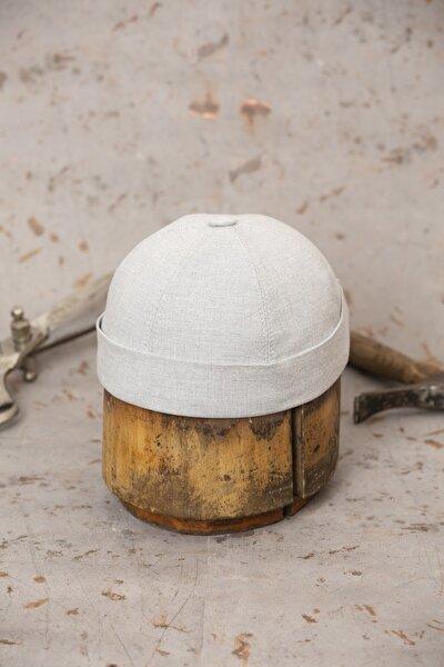 Kısa Bere Skullcap Sipersiz Kasket Şapka