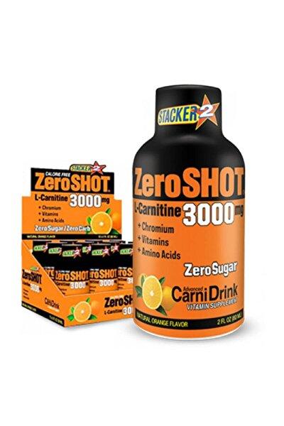 60 ml 3000mg L-carnitine 12 Adet - Portakal Aroma -