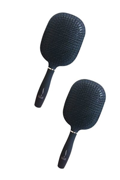 Saç Fırçası (tarak) Muhteşem Saçlar Için Özel Fırçası (2 Adet)