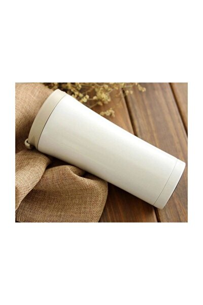 Beyaz Termos Bardak 500 ml