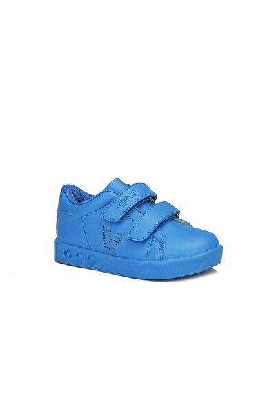 Erkek Bebek Mavi Işıklı Spor Ayakkabı 313.e19k.100