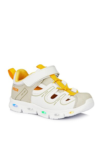 Yuki Unisex Çocuk Beyaz Spor Ayakkabı