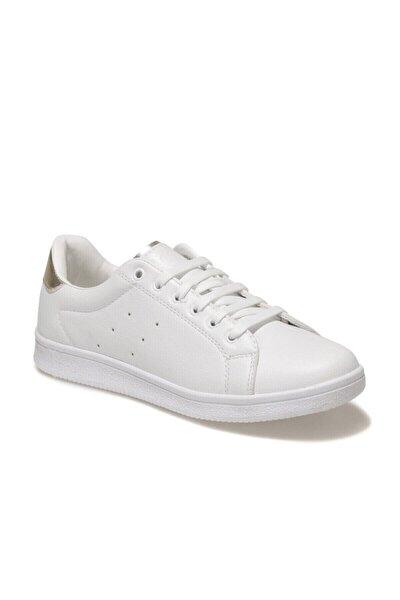 DOVE 1FX Beyaz Kadın Havuz Taban Sneaker 100911159