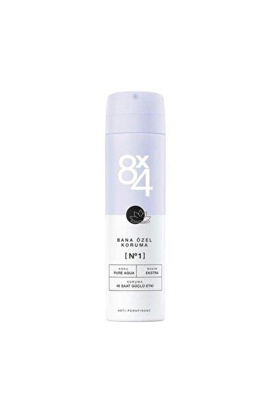 Deodorant Sprey No.1 Pure Aqua Kadın 150ml Bana Özel Koruma