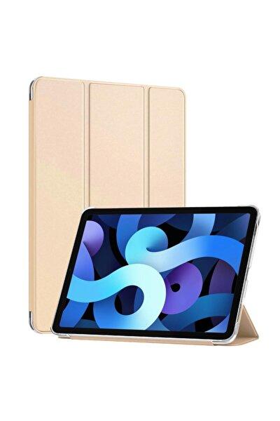 Ipad Air 4 2020 10.9 Inch 4. Nesil Kılıf Smart Cover Standlı Arkası Şeffaf