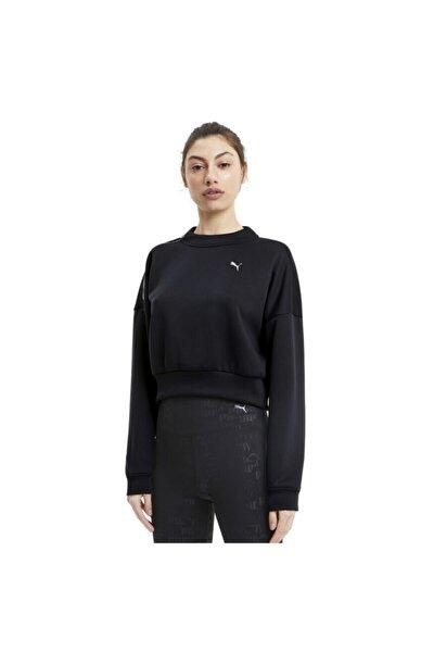 Train Kadın Sweatshirt - Siyah