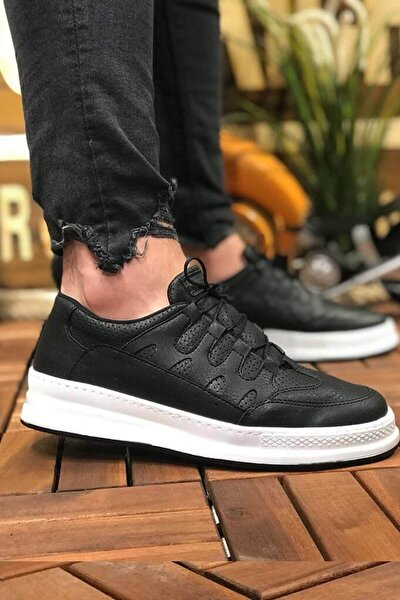 Ch Ch040 Bt Erkek Ayakkabı Siyah