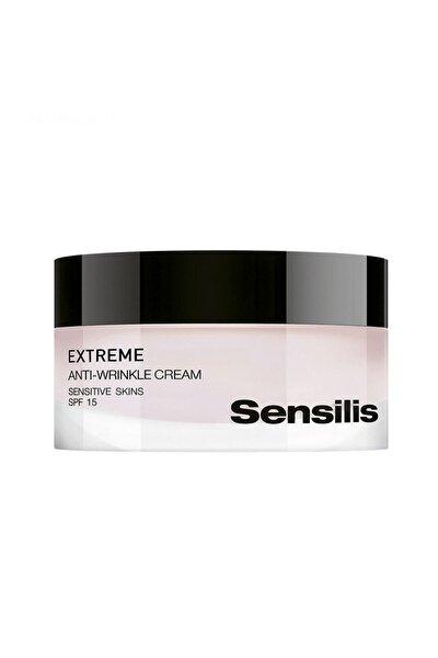 Sensılıs Hassas Ciltler Için Bakım Kremi Spf15 - Extreme Anti Wrinkle Cream 50 ml