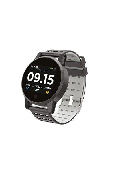 Pssw06 Smart Round Akıllı Saat Siyah