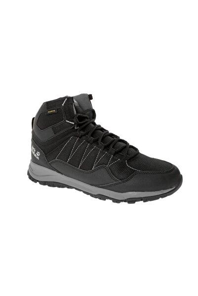 Siyah Gri Kadın Outdoor Ayakkabı 266 4035651Z