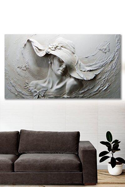 120x60 Dekoratif Kanvas Duvar Tablo