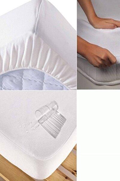120*200 Cm Fıtted Sıvı Geçirmez Alez Yatak Koruyucu