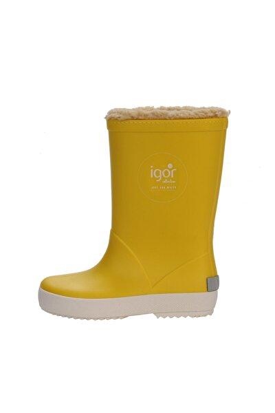 SPLASH NAUTICO BORREGUITO Sarı Kız Çocuk Yağmur Çizmesi 100518770