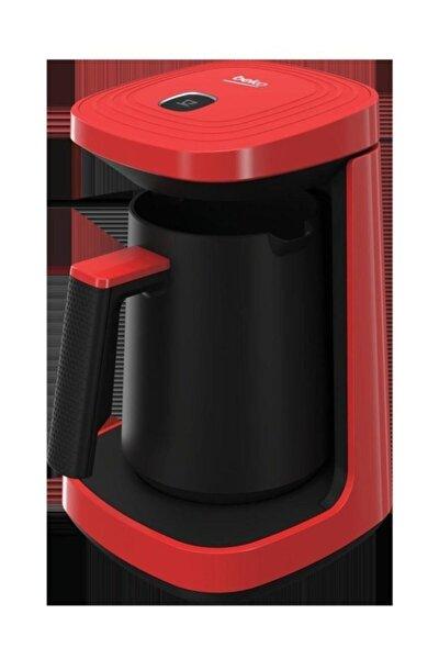 Tkm 2940 K Kırmızı Kahve Makinesi
