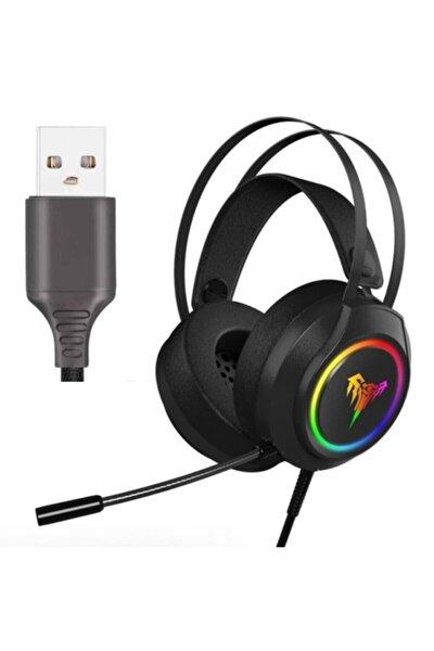 Profesyonel Headset Pro 7.1 Usb Rgb Gaming Oyuncu Kulaklığı