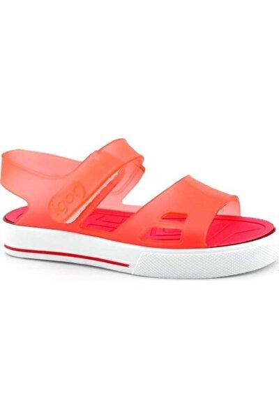 Unisex Çocuk Kırmızı Malıbu Sandalet