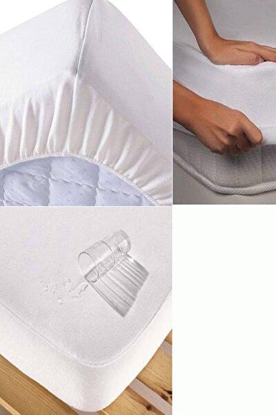 180*200 Cm Fıtted Sıvı Geçirmez Alez Yatak Koruyucu
