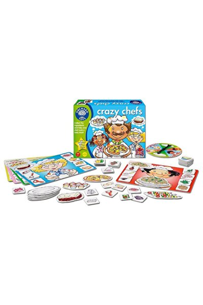 Toys Crazy Chefs 3+yaş (Çılgın Şefler)