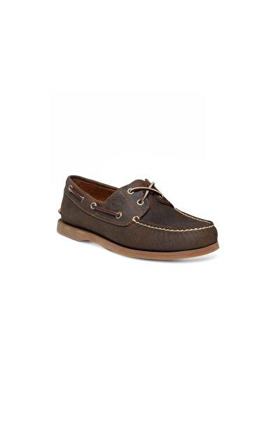 CLASSIC BOAT 2 EYE Kahverengi Erkek Marin Ayakkabı 100575428