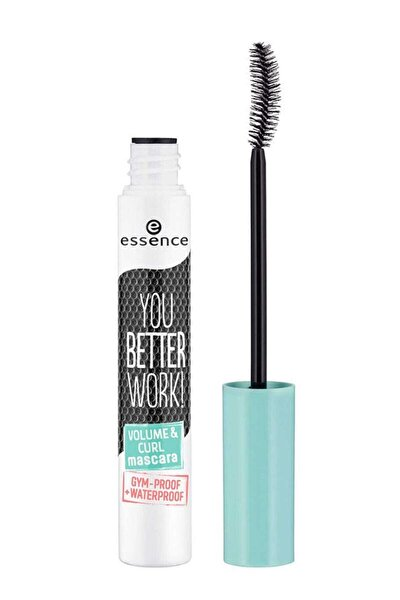Kıvırıcı Mascara - You Better Work! Volume & Curl 10 ml 4059729198549