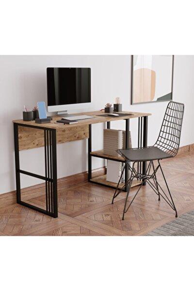 Dali Bilgisayar Ve Çalışma Masası Sandalyeli Atlantik Çam