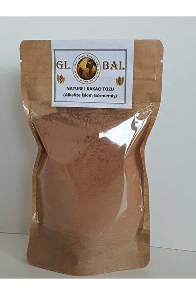 %100 Naturel Ham Kakao Tozu –alkalize Işlem Görmemiş 150 gr