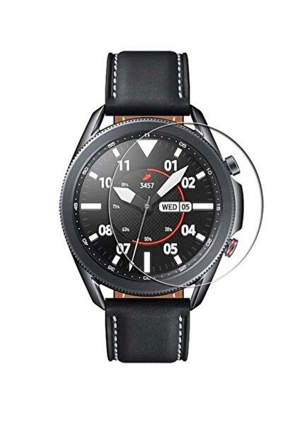 Samsung Galaxy Watch 3 - 45mm Temperli Cam Ekran Koruyucu