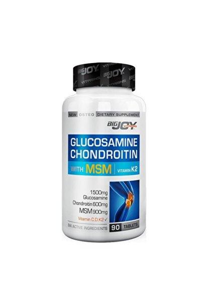 Vitamins Glucosamine Chondro.msm 90 Tablets