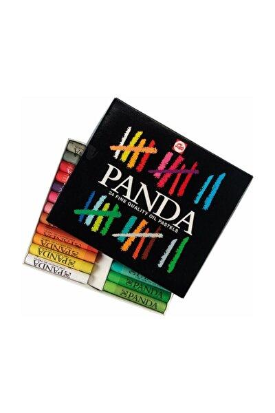 Panda Rt95830024 Yağlı Pastel Boya 24 Lü Paket