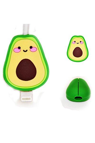 Avokado Iphone/apple Şarj Kablosu Koruyucu
