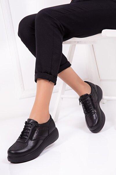 Hakiki Deri Anatomik Ayakkabı