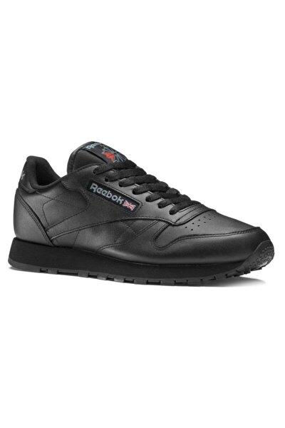 2267 Classic Leather Erkek Siyah Günlük Spor Ayakkabı